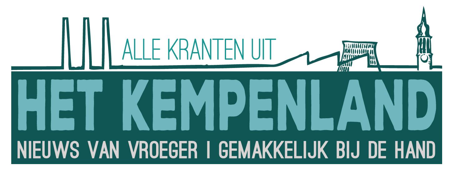 Databank met Kempense Kranten
