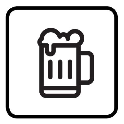 Hapje en een drankje